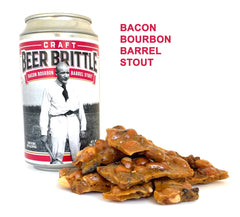 Craft Beer Brittle - Bacon Bourbon