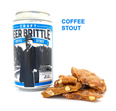 Craft Beer Brittle - Coffee Stout