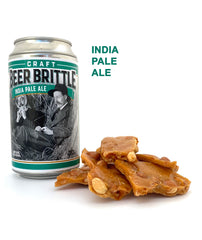 Craft Beer Peanut Brittle - IPA