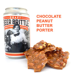 Craft Beer Brittle - Chocolate Peanut Butter