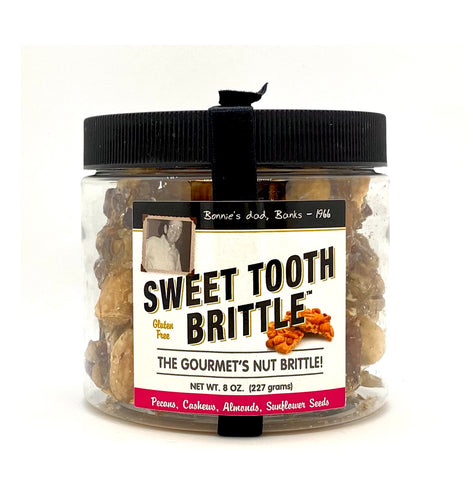 Sweet Tooth Gourmet Brittle