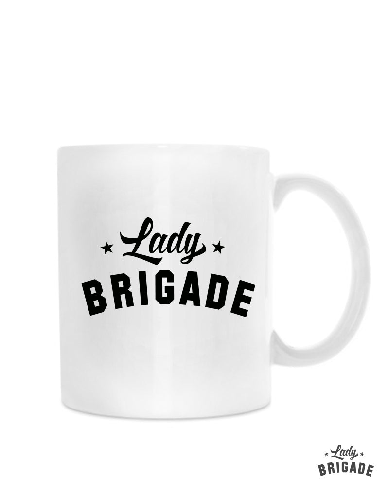 Lady Brigade® Coffee Mug