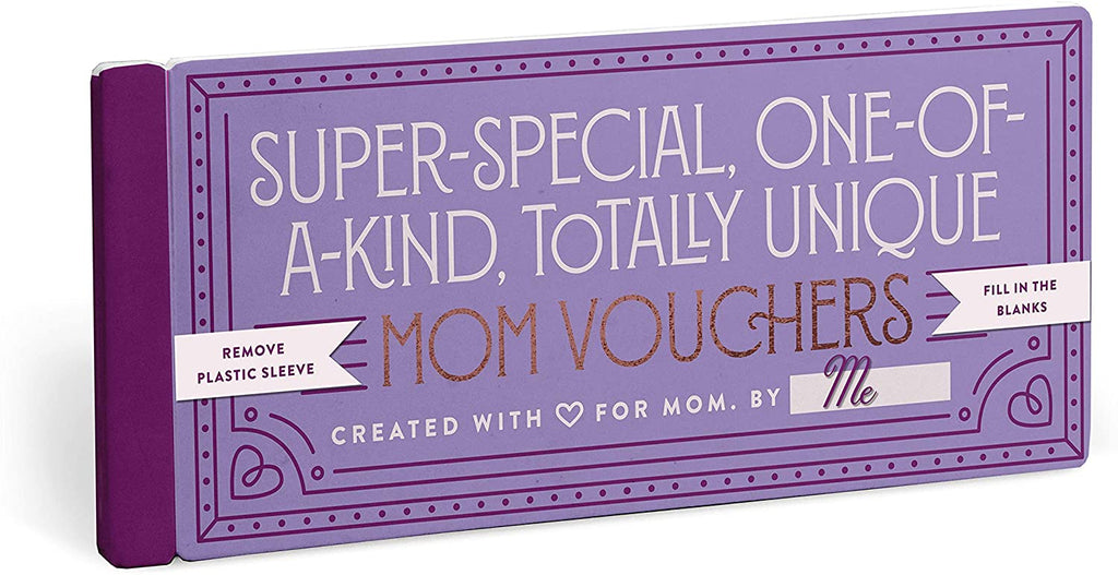 Mom Vouchers - A Unique Gift for Mothers