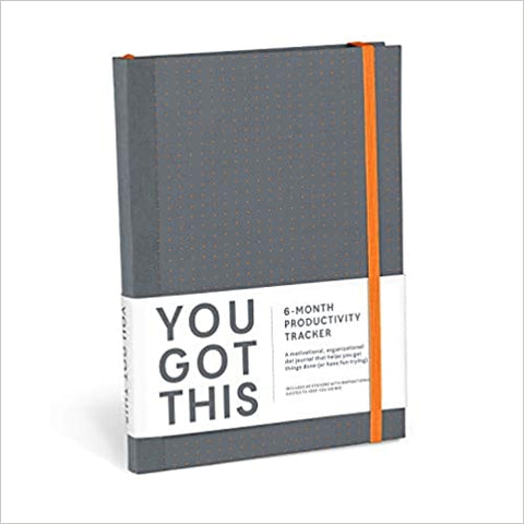 You Got This - A Productivity Journal