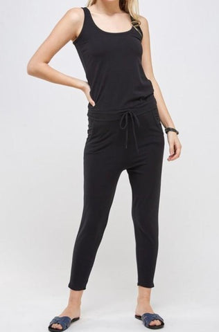Perfectly Casual Jumpsuit - USA Made