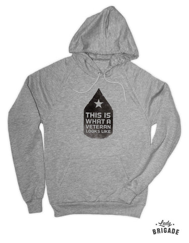 This is What a Veteran Looks Like® Hoodie