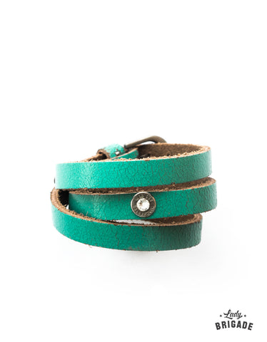 Turquoise Wrap-Around Bracelet