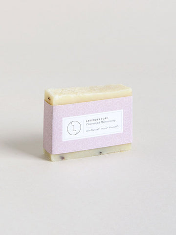 All-Natural Bar Soap Lavender Scent