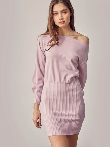 Sweet & Soft Sweater Dress