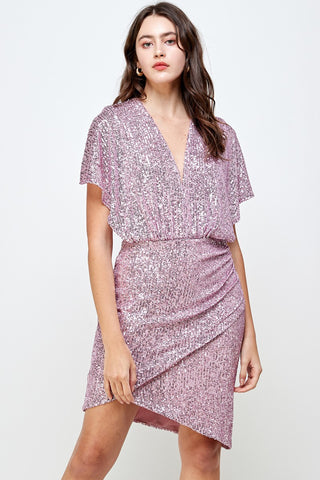 Night Out Sequined Dress