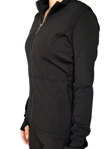 Zip-up Sports Jacket