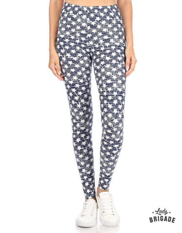 Seeing Stars Leggings - OS