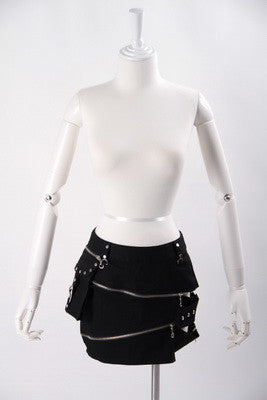 51003 Zipper Skirt