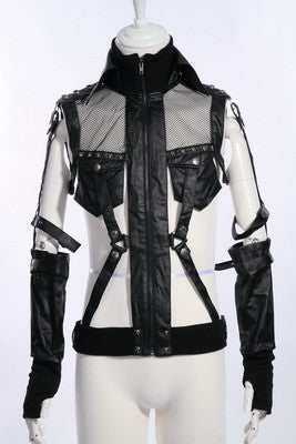 91007 Strapy Jacket