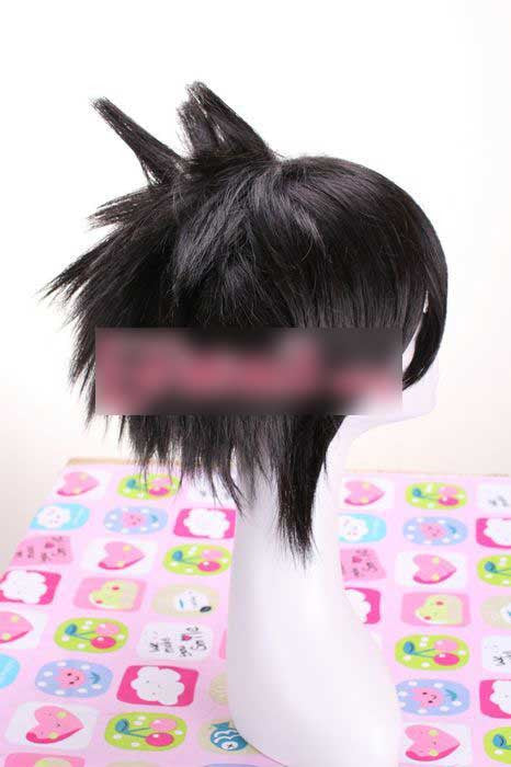 Death Note Sasuke Uchiha Cosplay Wig