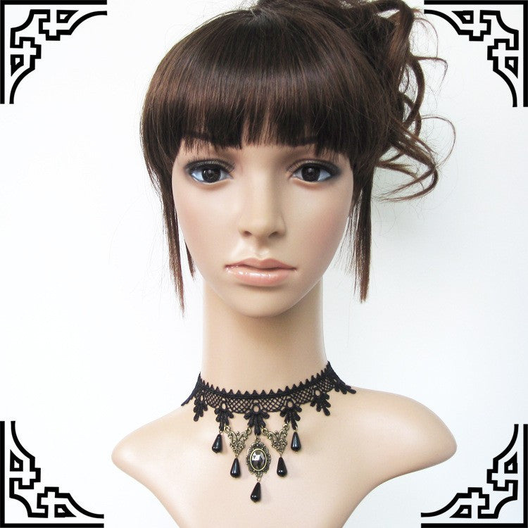 GY002 Five Tears Choker