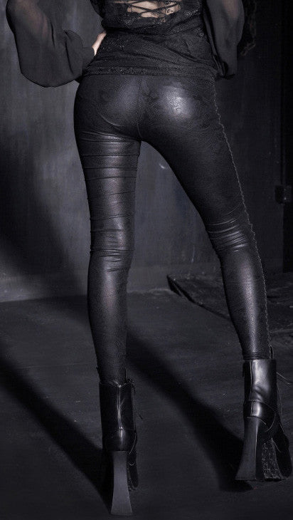 K-144 Decadent Gothic Leggings