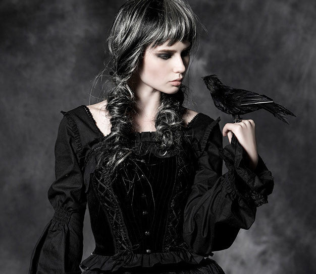 LY-044 Gothic Wench Top