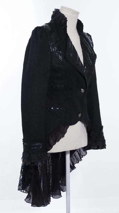 SP020 Steampunk Tailcoat