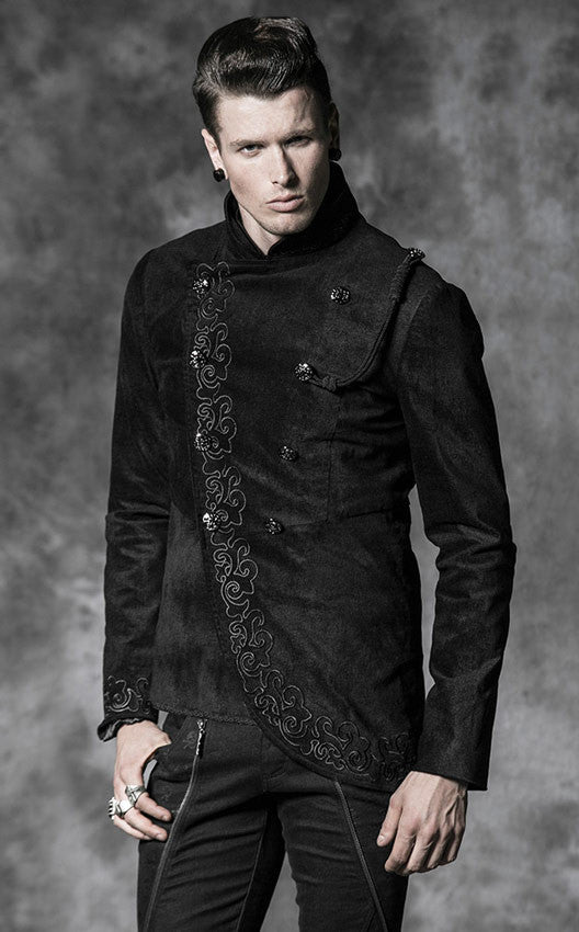 Y-468 Steampunk Military Jacket