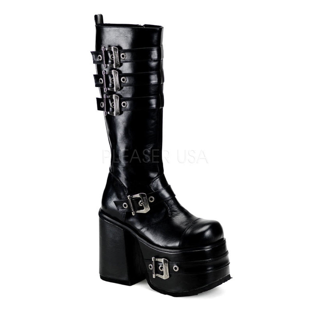 CHOPPER-101 Vegan Boots