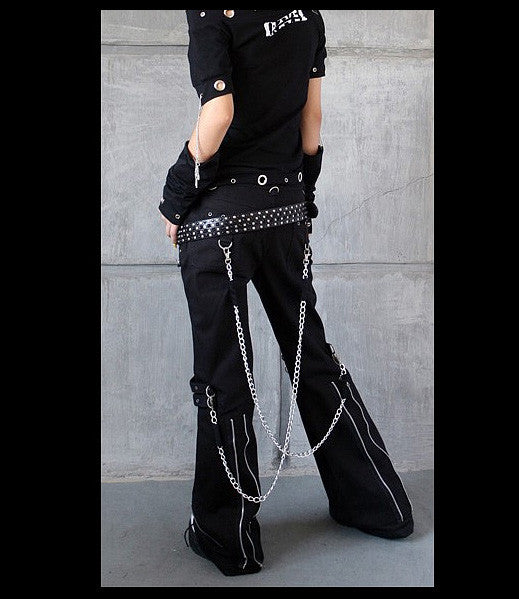 K-028 Pants with Chains