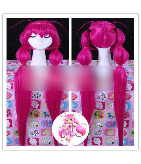 Smile Pretty Fuschia Cosplay Wig