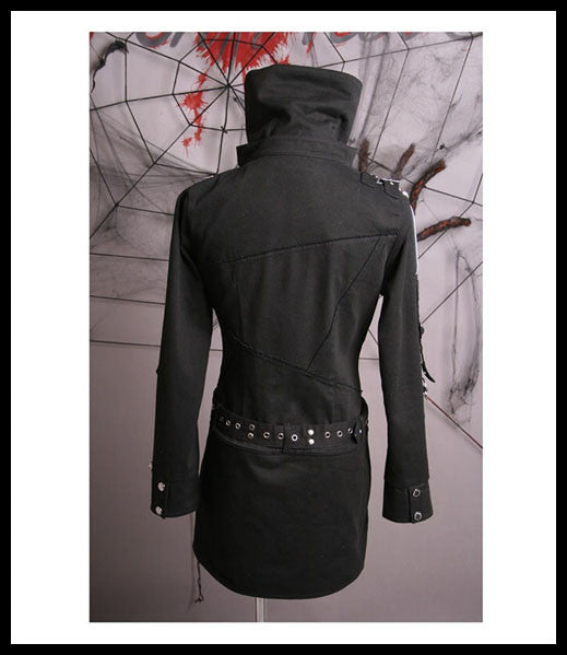 Y-233 High Collar Jacket