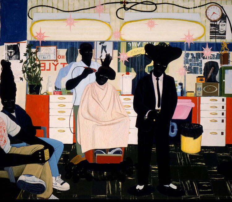 Five Contemporary African American Artists You Should Know!