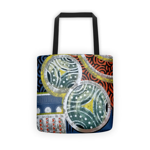 "The ""Abstract"" Tote"