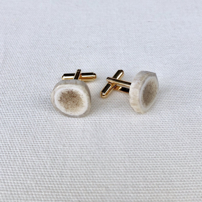 Antler Cuff Links