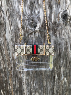Gucci Stadium Purse