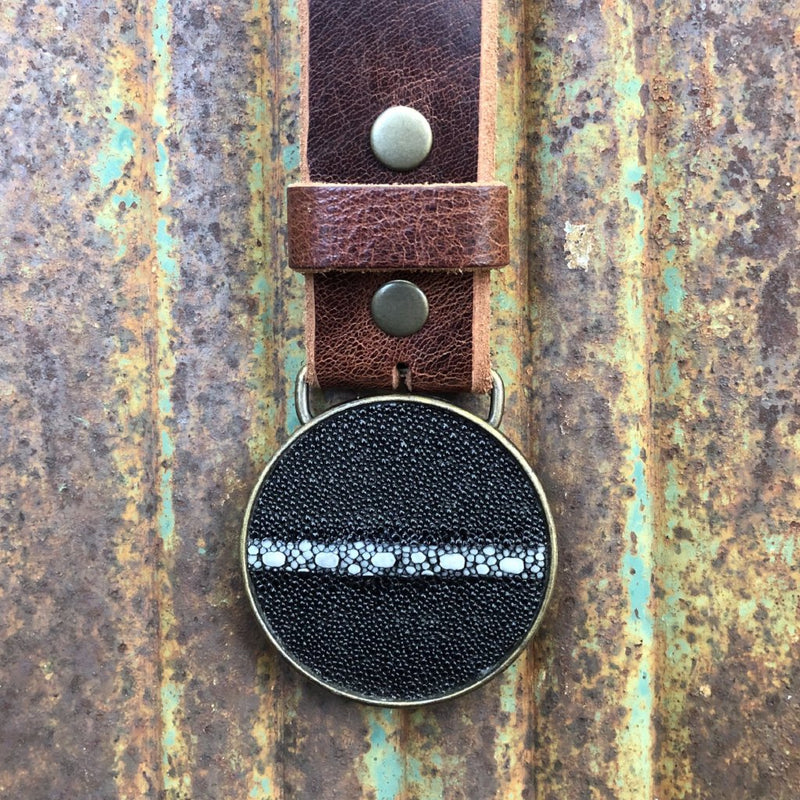Stingray Belt Buckle