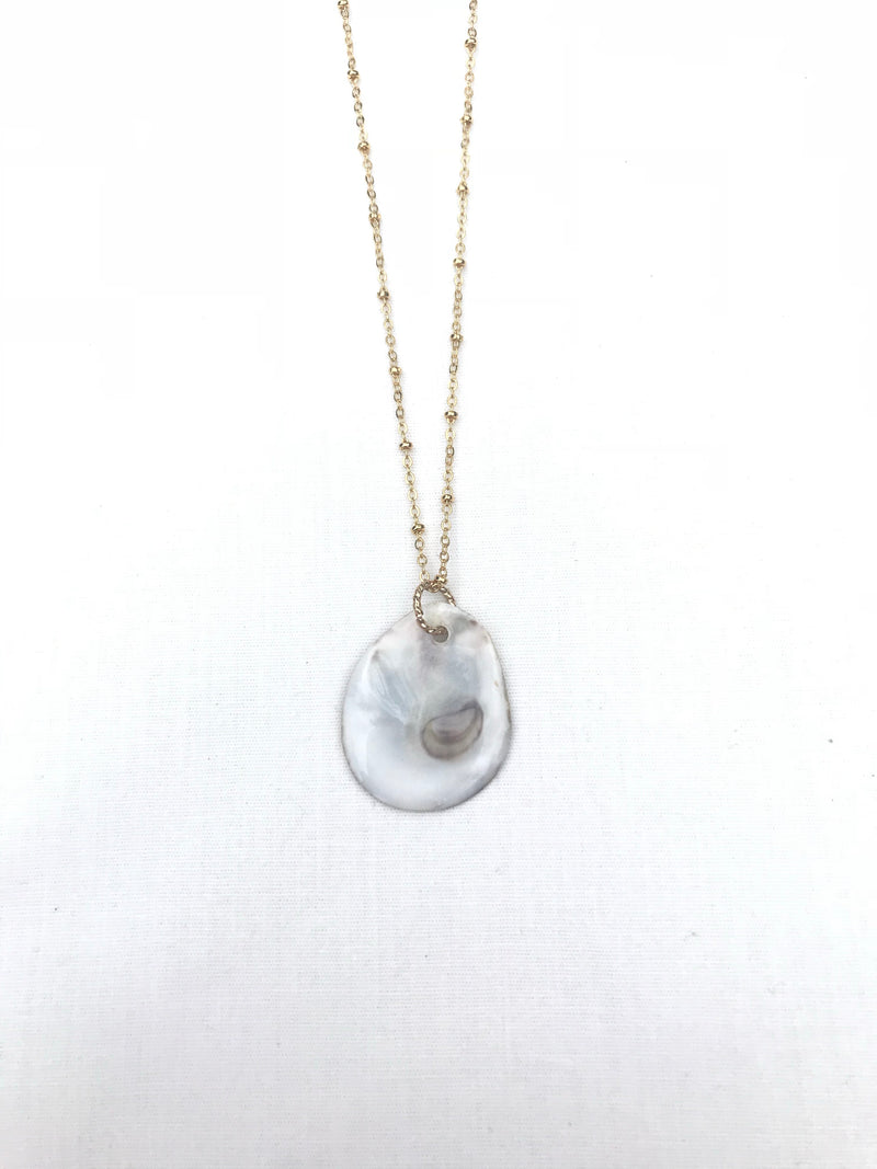 Oyster pendant