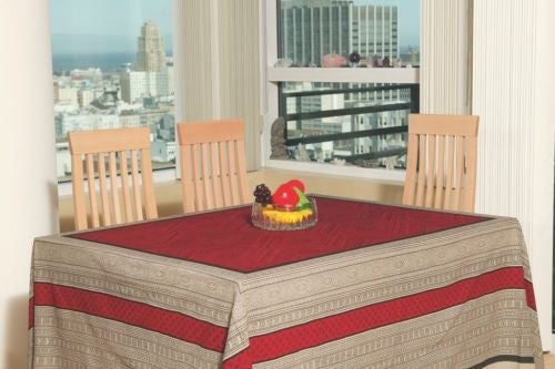 Vegetable Dye Tapestry w/Fringes Throw Tablecloth Spread Wall hang Twin Gorgeous - Sweet Us
