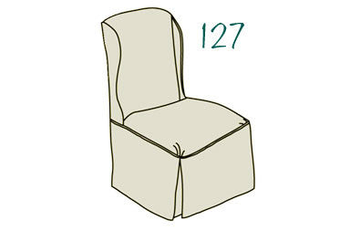 127 Dining Chair