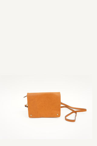 Classic Faux Leather Crossbody
