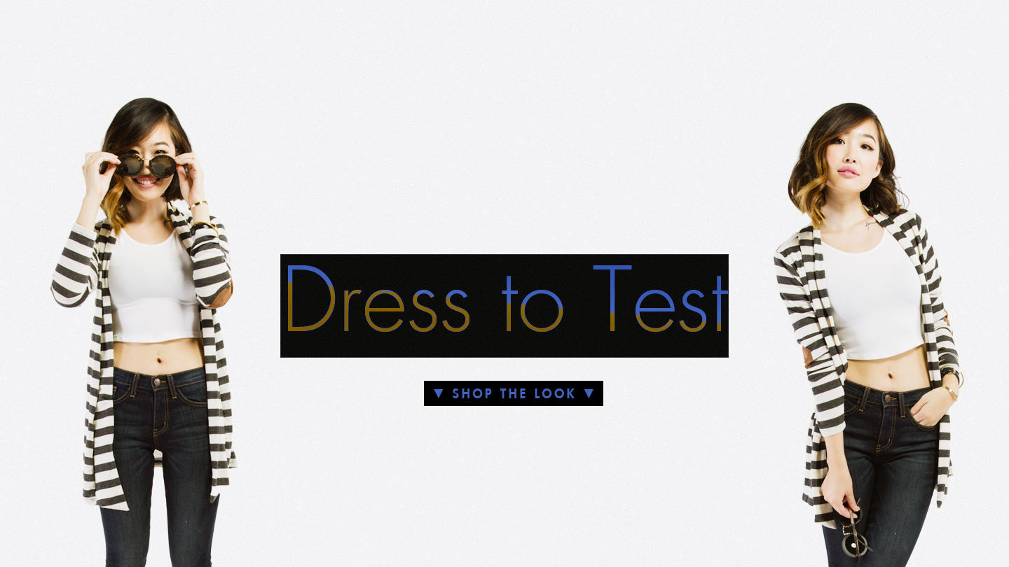 Dress to Test
