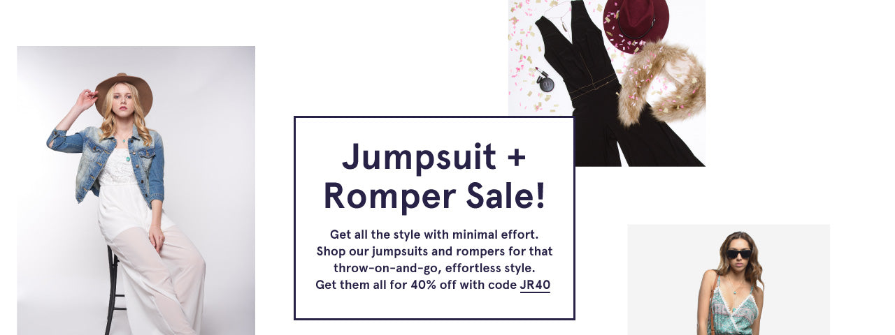 Jumpsuit Sale