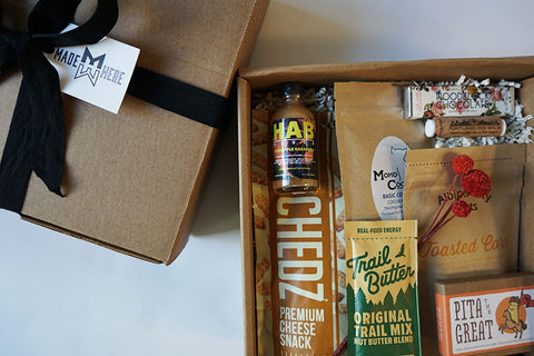 Locally Made Portland Gift Box