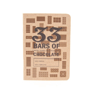 33 Books Co. Tasting Journal