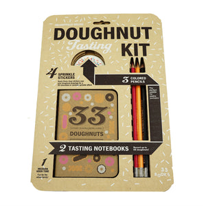 Deluxe Doughnut Tasting Set by 33 Books Co.