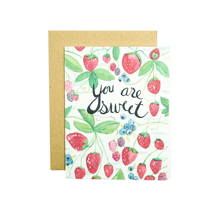 You are Sweet Card