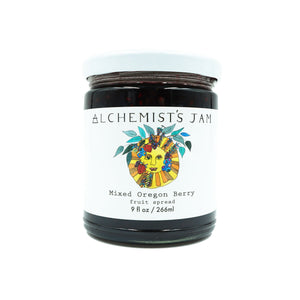 Mixed Oregon Berry Jam by Alchemist's Jam