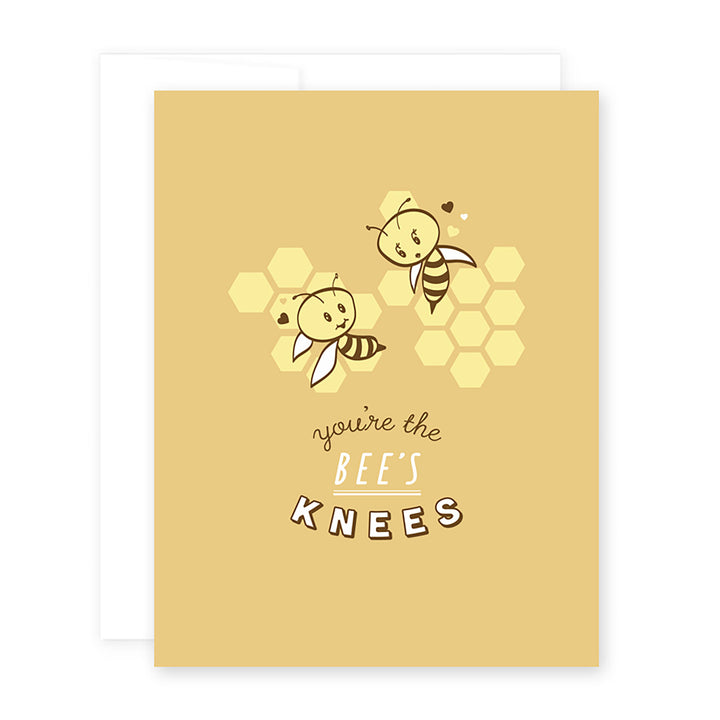 Love Bees Card by April Black