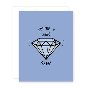 Love Gem Card by April Black