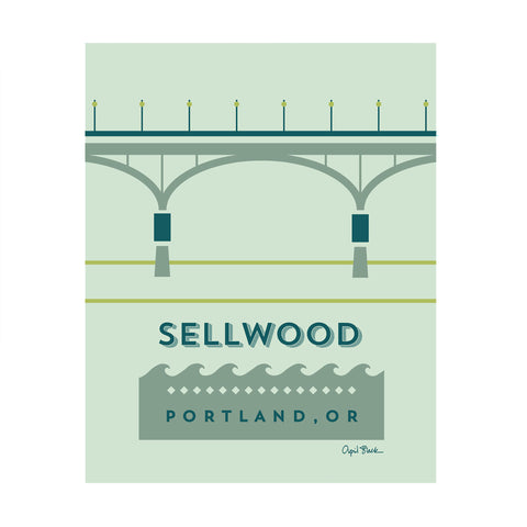Sellwood-Moreland Bridge
