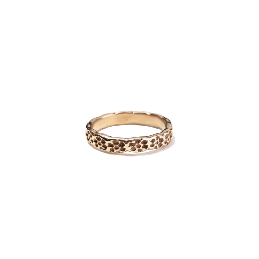 Forget Me Not Ring by BOOG