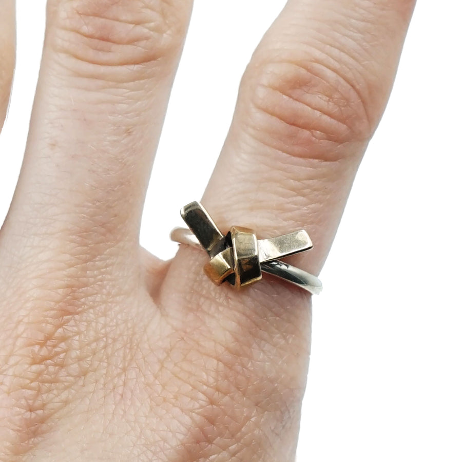 Knot Ring by BOOG