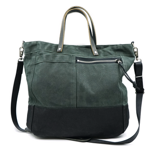 Chester Wallace Driver Tote Grey